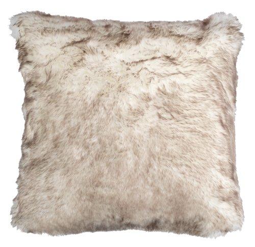 Cuscino SANDSTEN 50x50 bianco/marrone