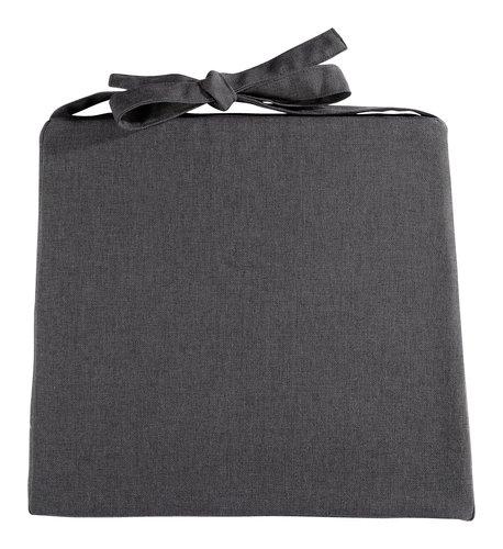 Cuscino sedia RIO 43x48x4 grigio scuro