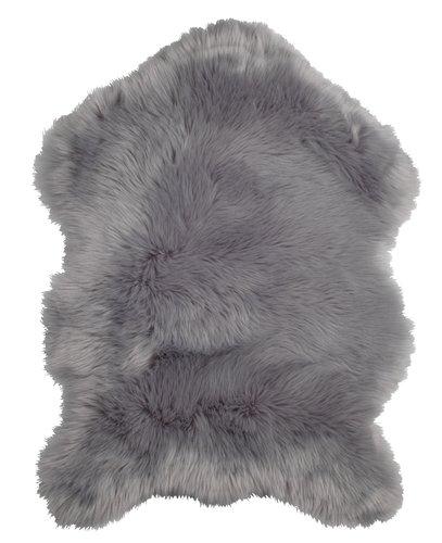 Similpelle di agnello TAKS 60x90 grigio
