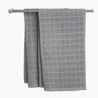 Asciugamano ospite KARBY grigio chiaro