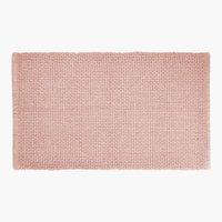 Tappetino bagno NOVO 65x110 rosa