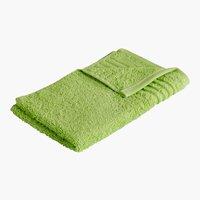 Asciugamano ospite PREMIUM lime
