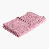 Asciugamano ospite PREMIUM rosa