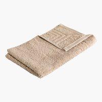 Asciugamano ospite PREMIUM taupe