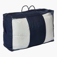 Tasche für Bettdecken und Kissen