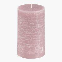 Candela EILEF Ø7xH12cm rosa