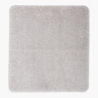 Tappetino b UNI DE LUXE 45x50 grigio ch.