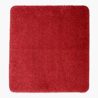 Tappetino bagno UNI DE LUXE 45x50 rosso