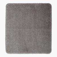 Tappetino bagno UNI DE LUXE 45x50 grigio
