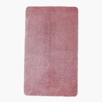 Tappetino b UNI DE LUXE 65x110 rosa ant.
