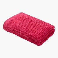 Asciugamano LIFESTYLE rosa scuro