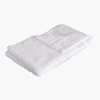 Asciugamano ospite ELEGANCE bianco