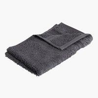 Asciugamano ospite ELEGANCE antracite