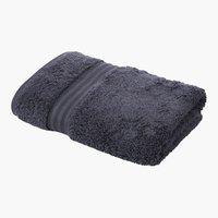 Asciugamano ELEGANCE antracite