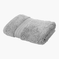 Asciugamano ELEGANCE grigio