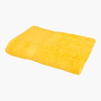 Telo da bagno BREEZE giallo