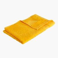 Asciugamano osp. KRONBORG DE LUXE giallo
