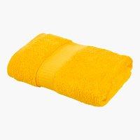 Asciugamano KRONBORG DE LUXE giallo