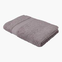 Asciugamano KRONBORG DE LUXE grigio