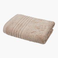 Asciugamano PREMIUM taupe