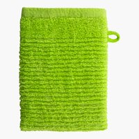 Waschlappen LIFESTYLE grün