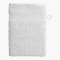 Guanto da bagno CLASSIC LINE bianco