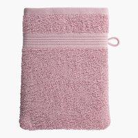 Guanto da bagno CLASSIC LINE rosa antico