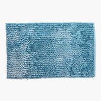 Tappetino bagno LUXUS CHENILLE 50x80 blu