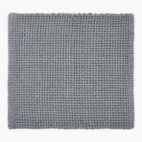 Tappetino bagno NOVO 45x50 grigio