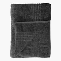 Telo da bagno PREMIUM 100x150cm grigio