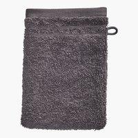 Guanto da bagno PREMIUM grigio antracite